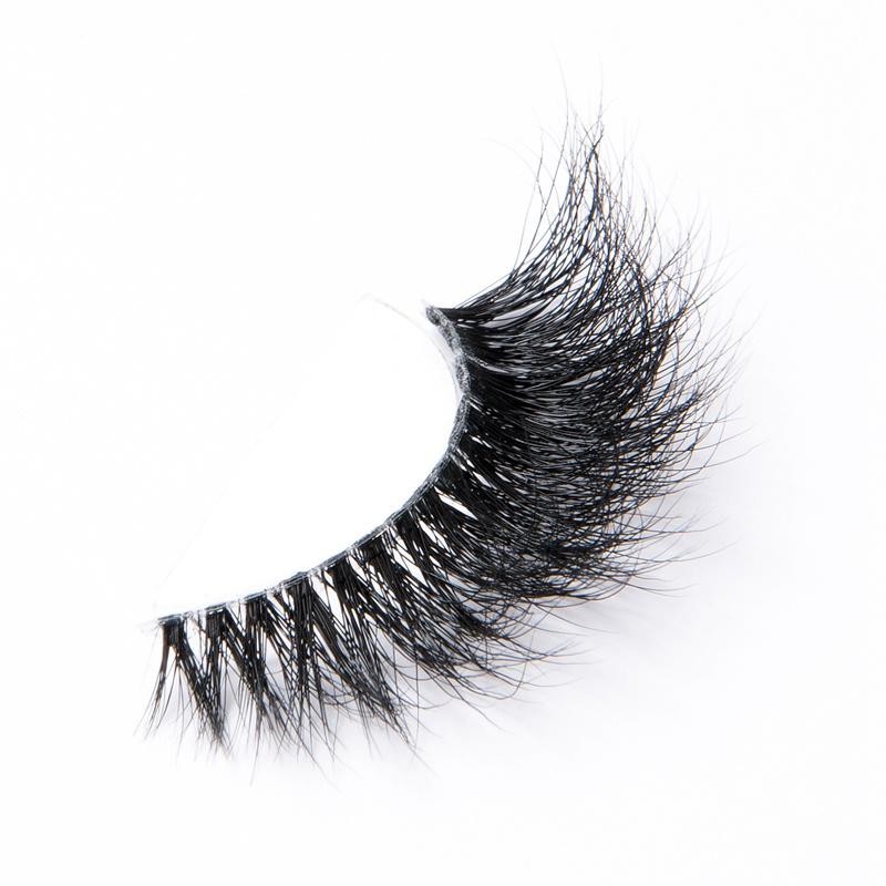 2015 Hot Selling Item Siberian Fashion Natural 3D Mink Eyelashes