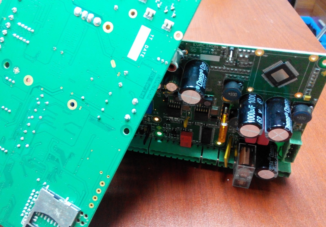 Components Sourcing, SMT and Pth Assembly Industrial Control PCBA (MIC0495)