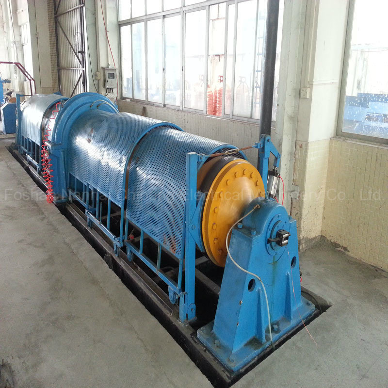 Copper and Aluminium Wire and Cable Stranding Machine