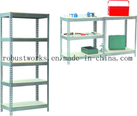 Metal Rack Storage Shelf (9040-100)