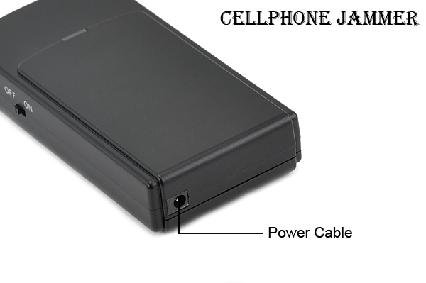 Mini Pocket Size 3G Cellular Phone Signal Jammer