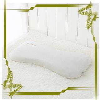 The Bone Shape Memory Foam Latex Slow Rebound Perforated Baby Pillow