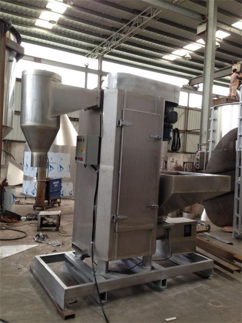 Recycling Plastic Dewatering Machine with Washing Function