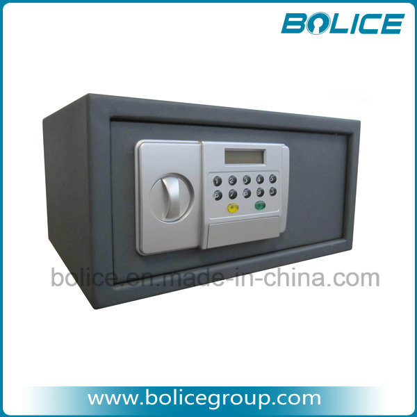 Laptop LCD Display Digital Keypad in Room Safe