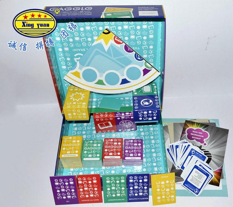 Custom Card Baord Game