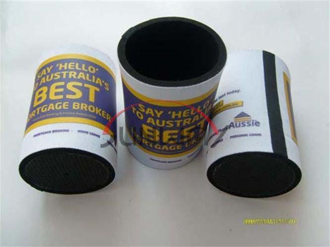Promotional Custom Neoprene Beer Beverage Can Cooler, Stubby Holder (BC0020)