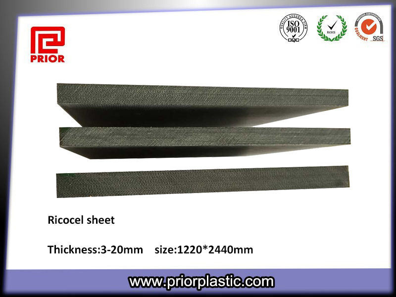 6mmx 4ft X 8ft Ricocel Sheet for SMT Fixture