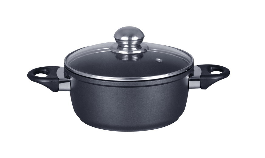 Hot Sale Cast Aluminum Serving Pan
