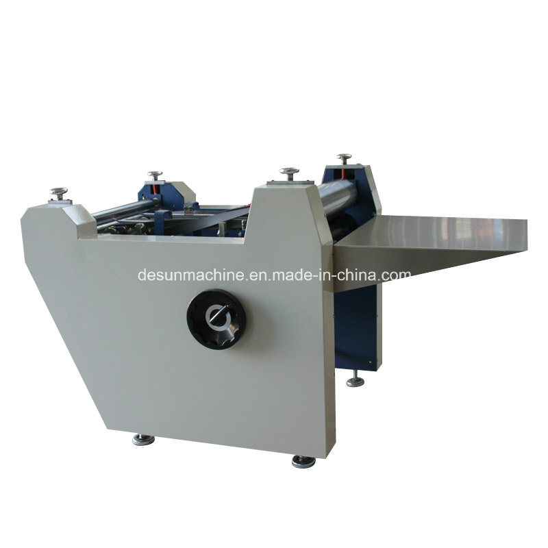 Yx-600 Double Sides Hardcover Folding Machine (Semi-automatic Case Making Machine)