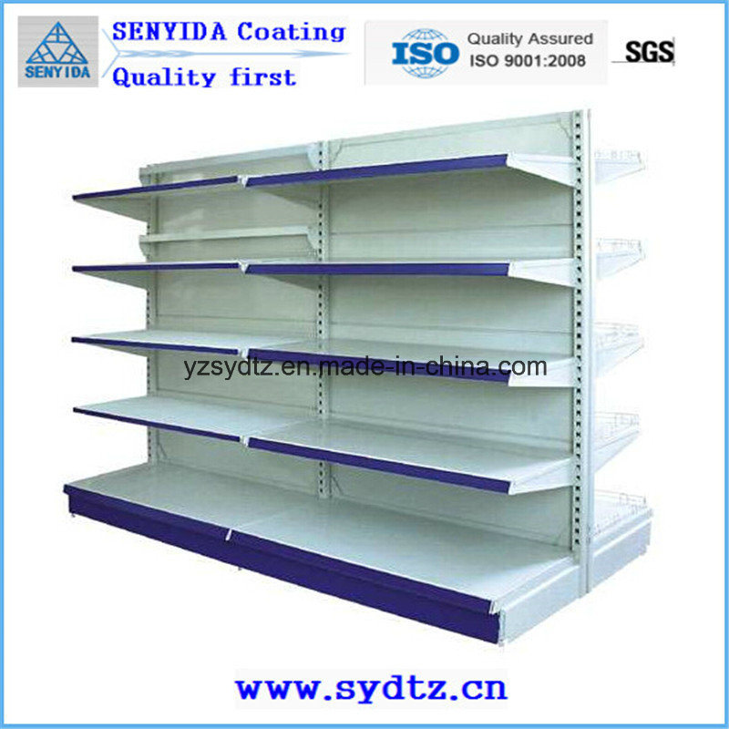 Professional Powder Coating for Shelves