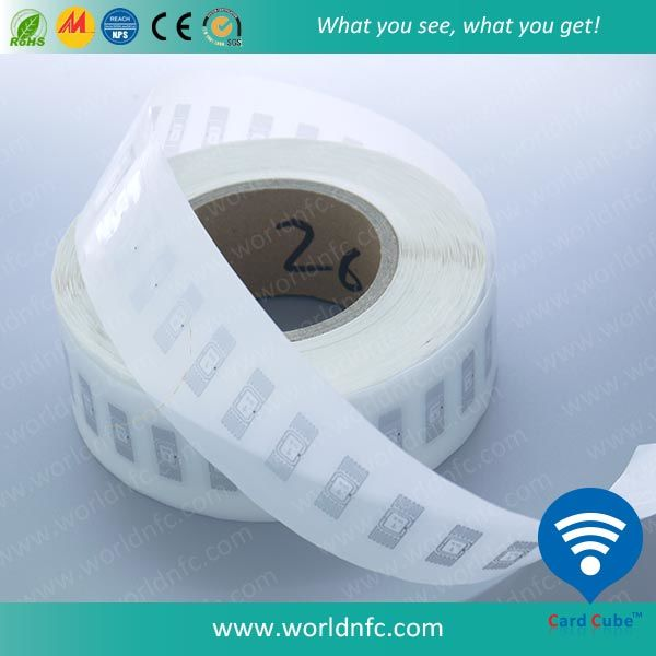 Printable UHF Paper RFID Label for Warehouse
