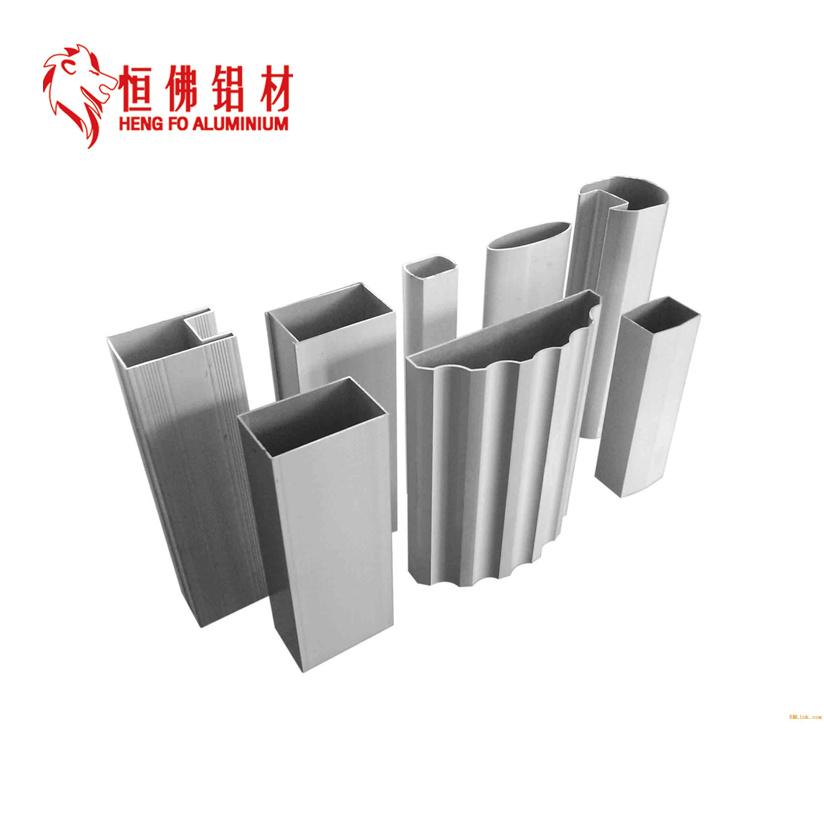 Industrial Aluminum Extrusions Aluminum Profile Manufacture