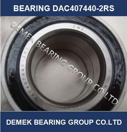 Zwz Auto Wheel Hub Bearing Dac407440 2RS
