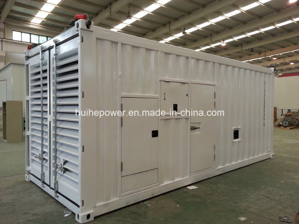 1000kVA Cummins Generator of Containerized Type