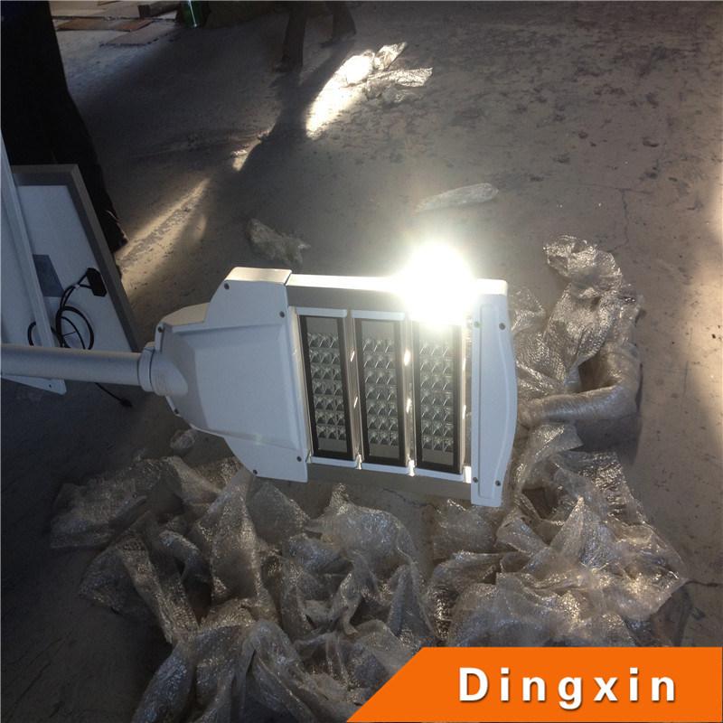 8m Solar LED Street Light with 60W LED Lighting