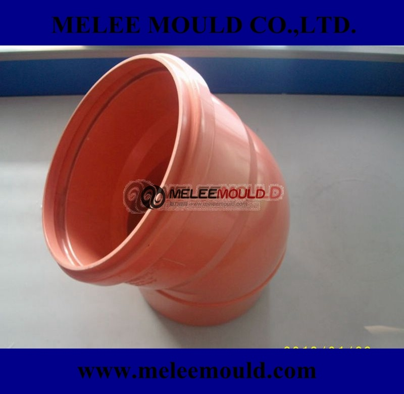 Plastic Pipe Mould Pipe Fitting Mold