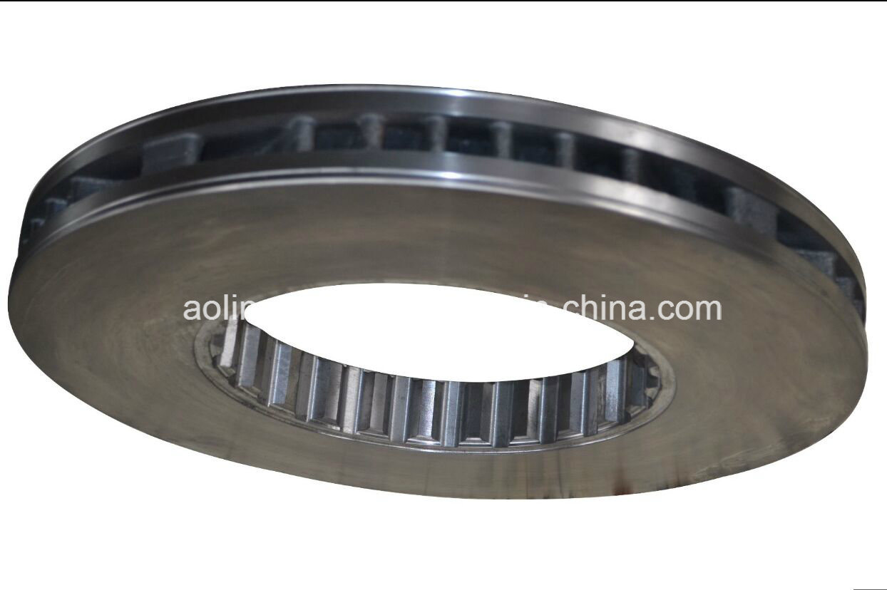 Auto Truck and Car Iron Brake Disc for Toyota (2992477)