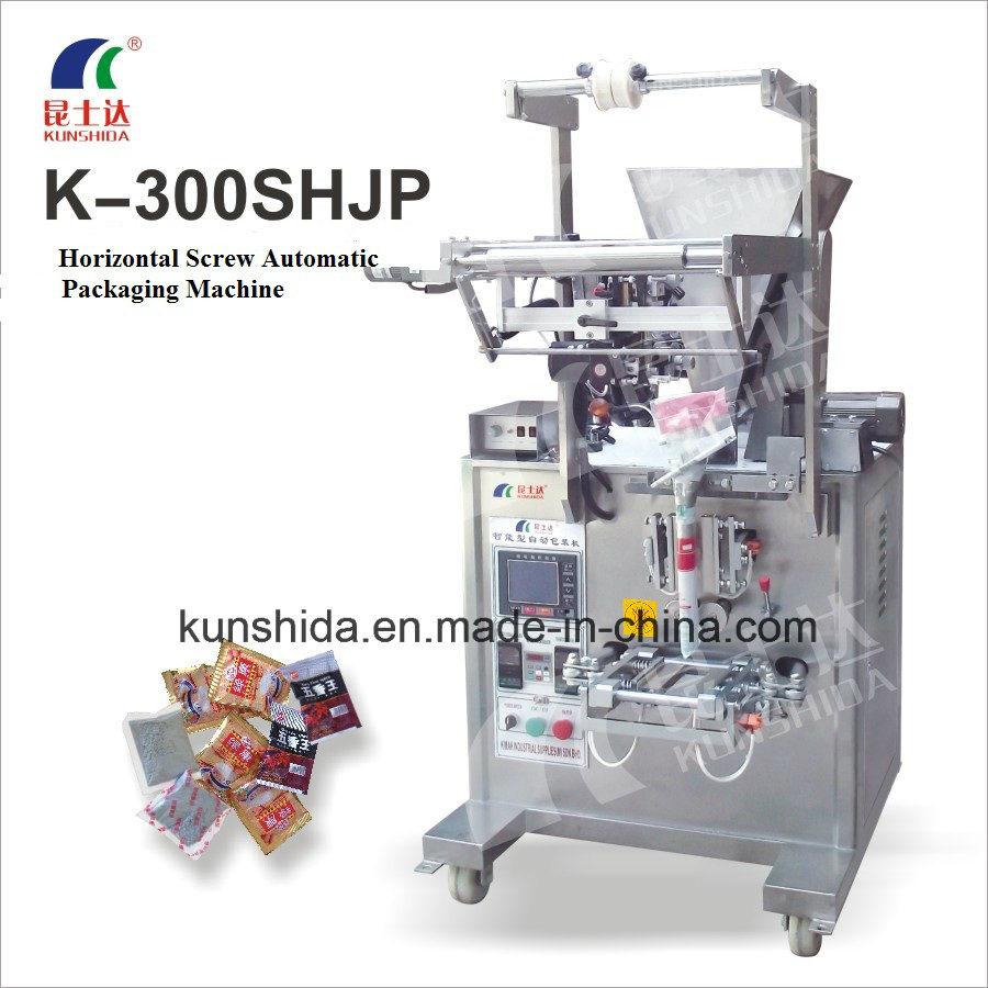 Horizontal Auger Powder Packing Machine