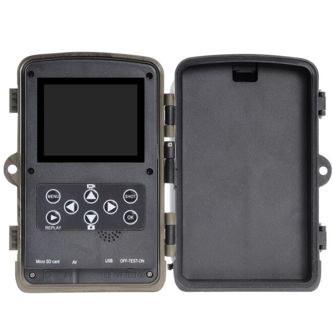 12MP 1080P Full HD Night Vision Mini Hunting Camera