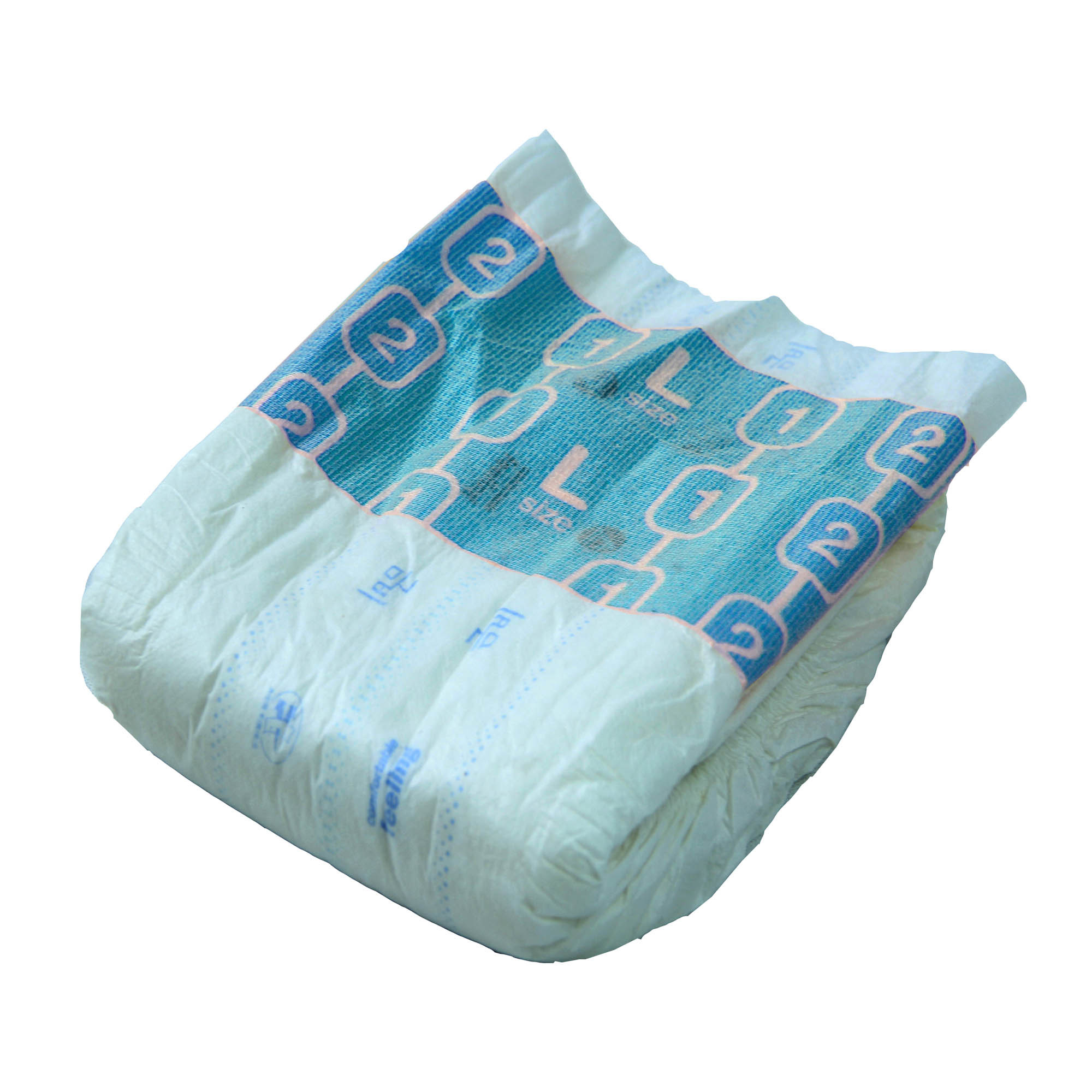 Wholesale OEM Baby Print Adult Diapers Manufacturer Adult Baby Diaper