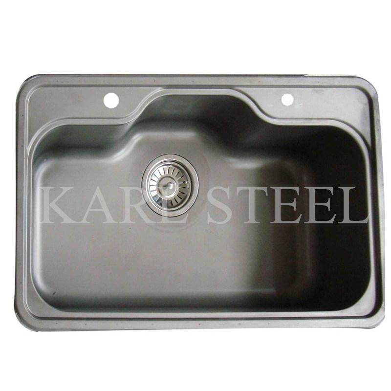 Undermount 304 Stainless Steel Kitchen Sink
