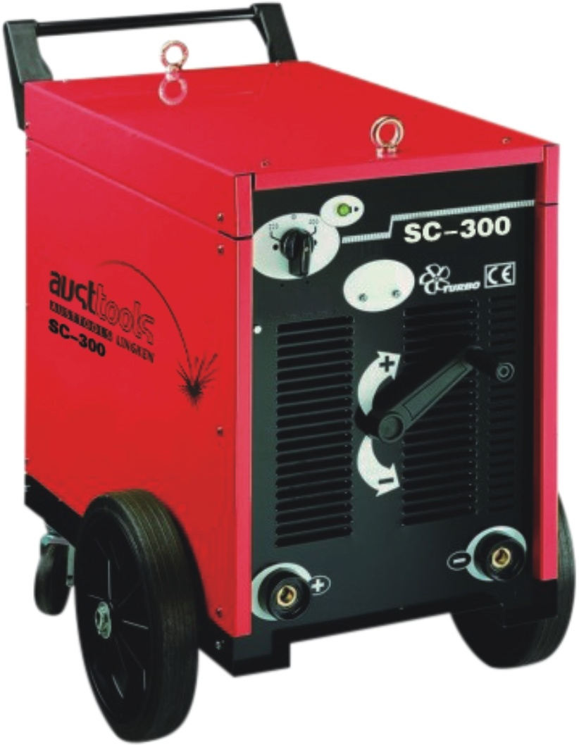 Transformer AC Arc Welder (SC-400)