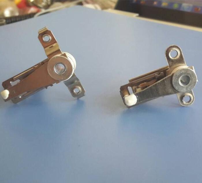 Adjustable Bimetal Thermostat Water Heater Electric Iron Temperature Controllerer