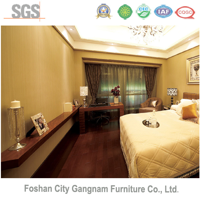 Hotel Bedroom Furniture/Luxury Star Hotel Furniture (GN-HBF-025)