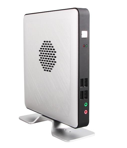 Intel Celeron 1037u Dual Core Mini PC with One COM Port (JFTCK390N)