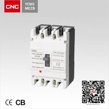 China professional Manufacture Ycm1 MCCB 160A