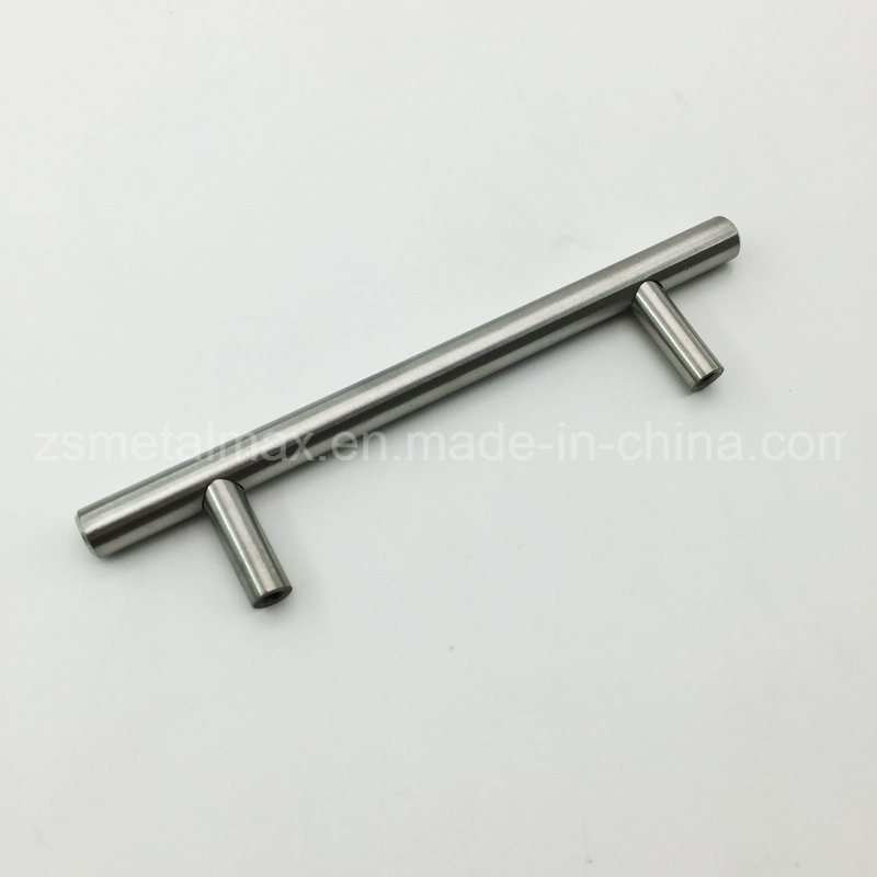 Cabinet Dresser Door Furniture Stainless Steel Drawer Pull Handle (CDH002)