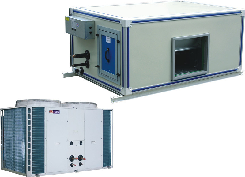 Air Cooled Direct Expansion Air Handling Unit