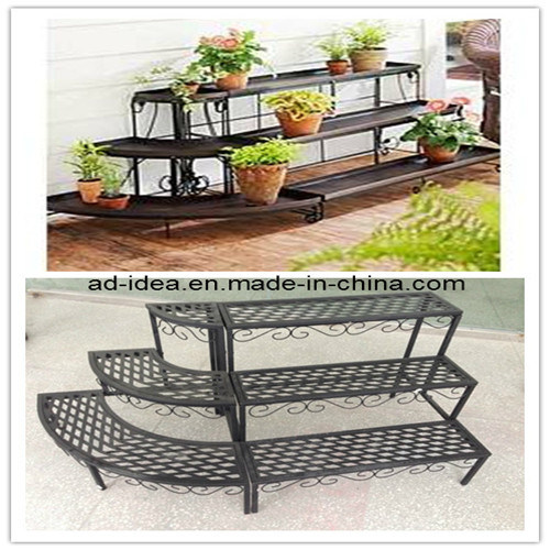 Stand Flower Rack /Garden Display Stand (AD-GDS-9877)