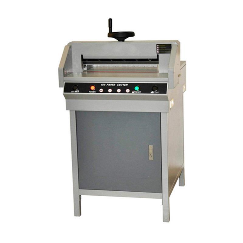 Precise Paper Cutting Machine (G450D)