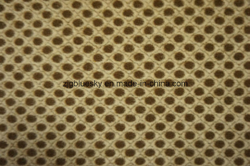 Jacquard Weave Woolen Wool Fabric