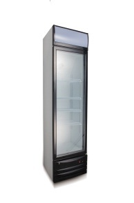 One Glass Door Vertical Showcase LC-193 Cold Storage