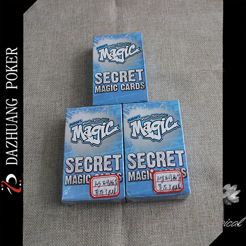 Secret Magic Card for Magician