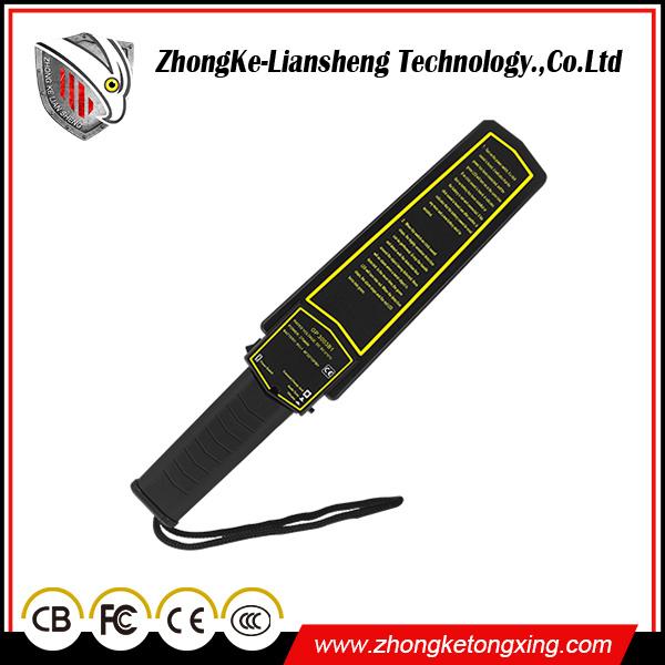 Police Equipment Gp3003b1 Handheld Body Scanner