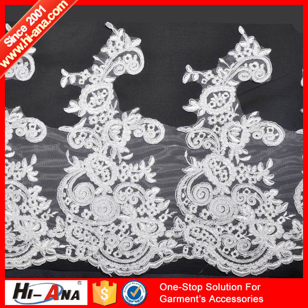 15 Years Factory Experience Hot Selling Indian Embroidery Lace