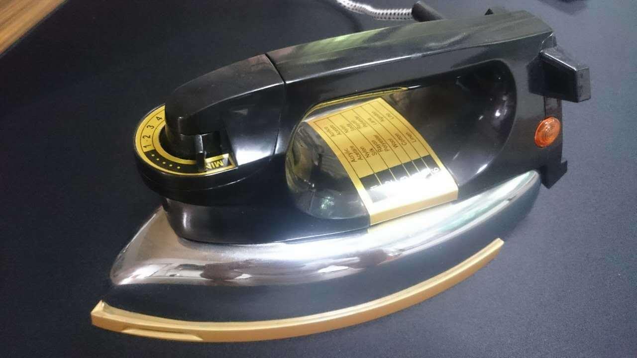 Namite N-515 Ceramic Soleplate Electric Dry Iron