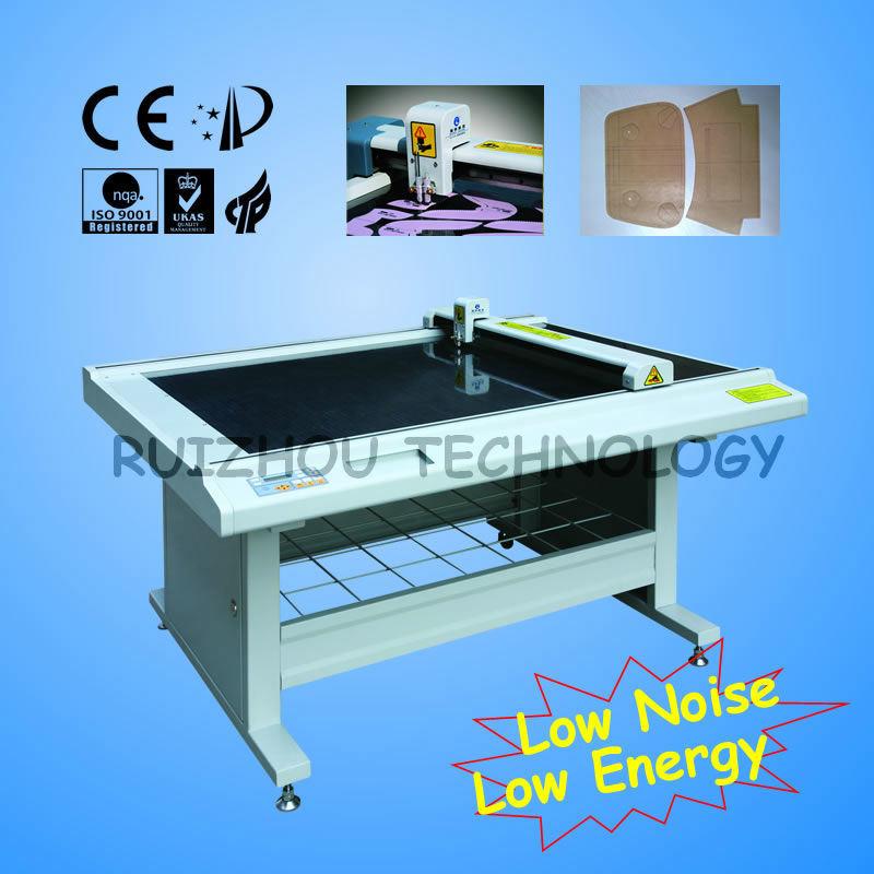 Ruizhou Dieless Paper Cutting Machine (RZCAM-0906E)