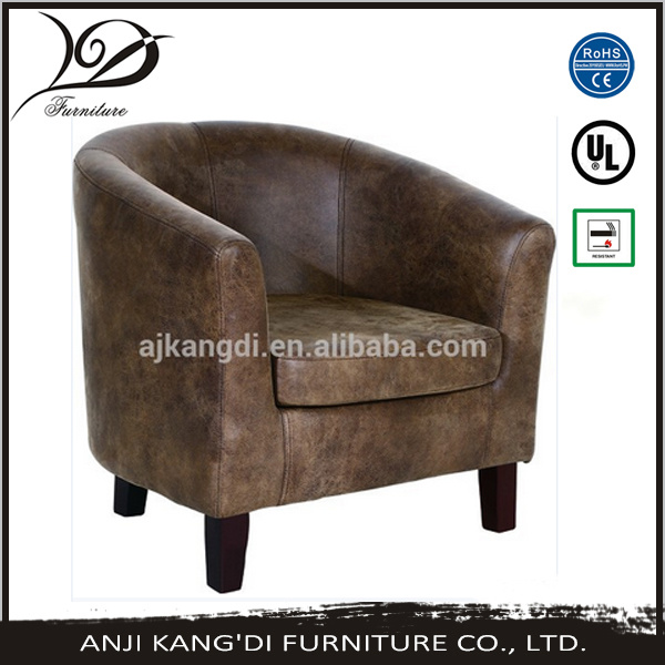 Tub Chair/Club Chair/Arm Chair/ Kd-Tc10