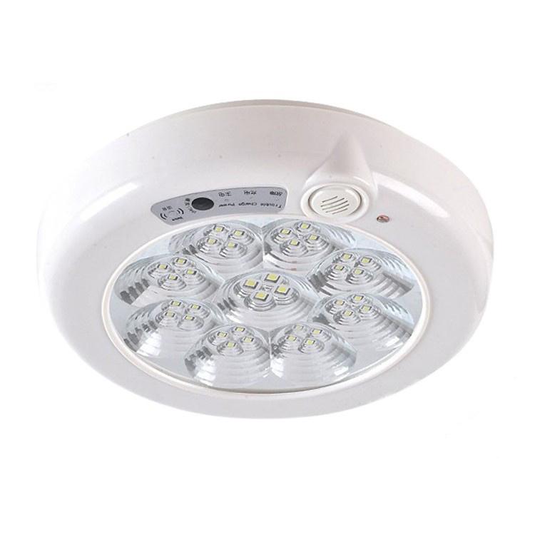 Ni-CD Battery 3.6V Ceiling PIR Motion Sensor LED Emergency Light