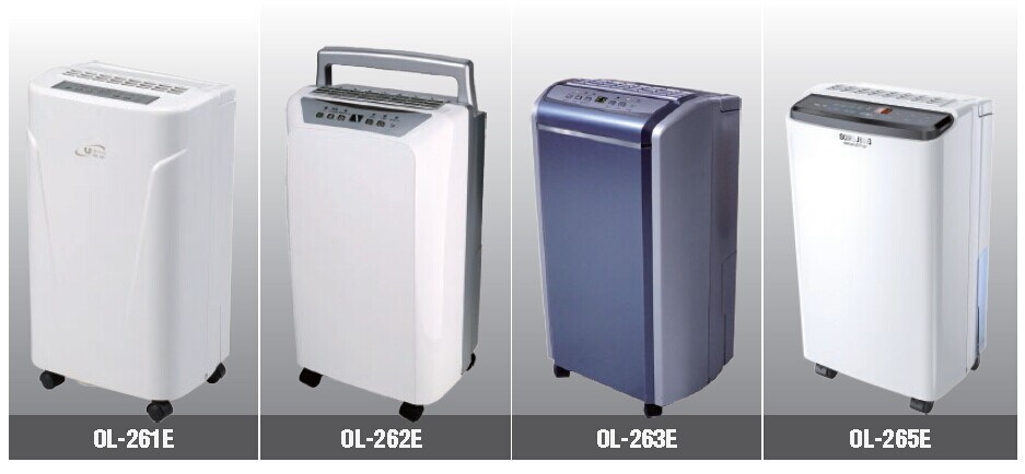 20L/D Color Choose Plastic Material Home Dehumidifer