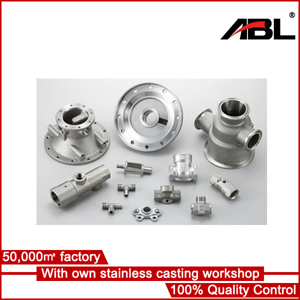 China Foshan Ablinox Professional CNC Machining Parts
