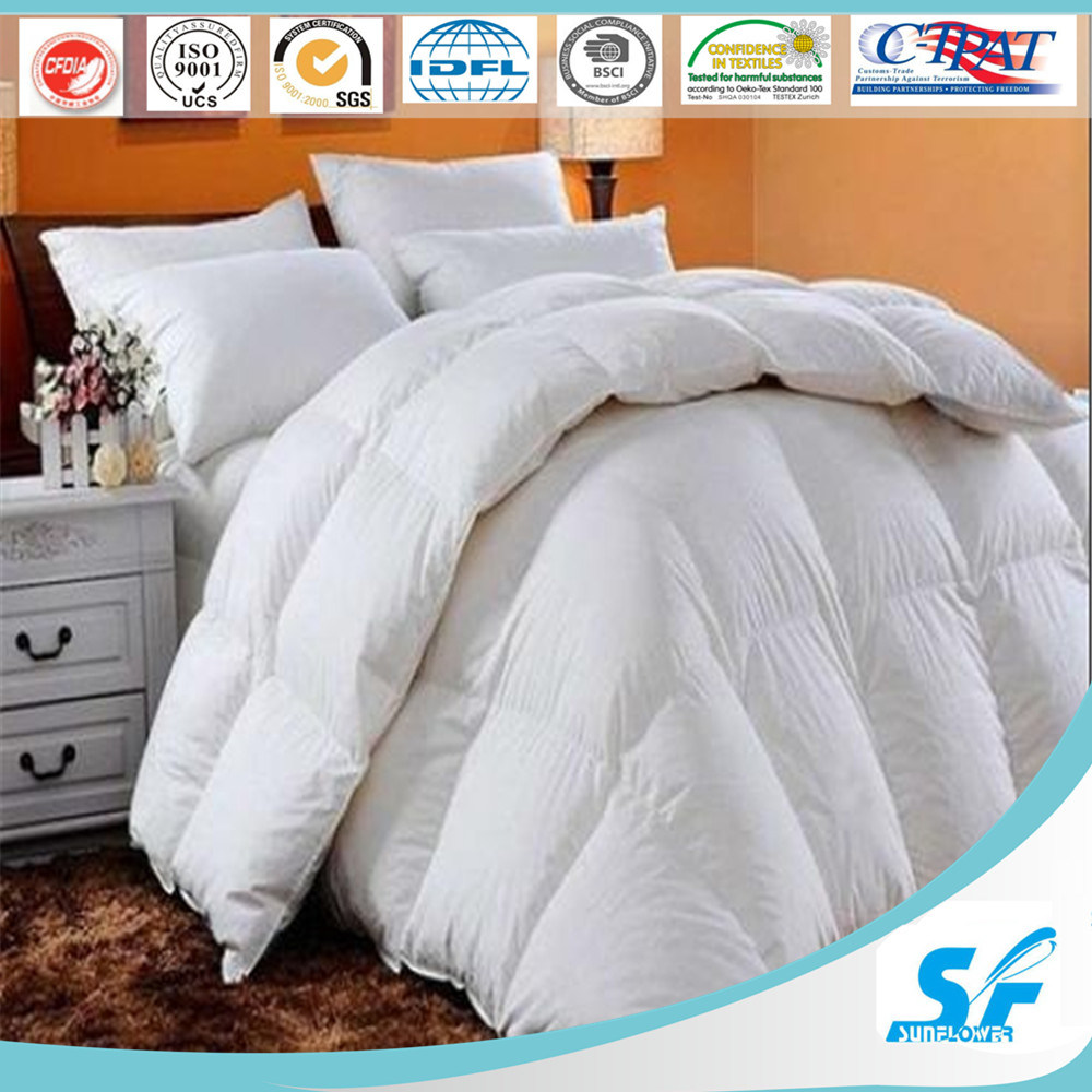Embroidery Comforter Duvet Cover Set (SFM-15-081)