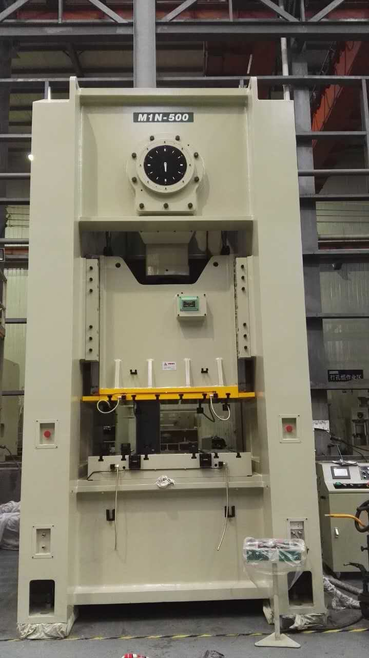 500ton Straight-Side Single Carnk Punch Machine/Power Press