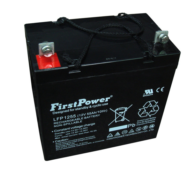 Standby Power LFP1255 Battery