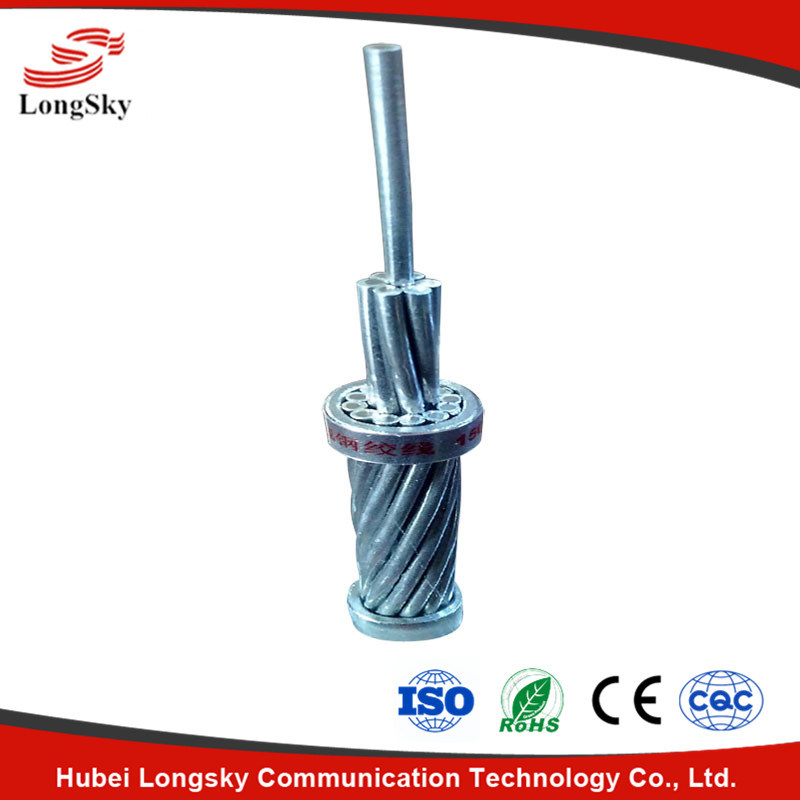 Aluminium Clad Steel Wire for Electric Transmission Lb 27