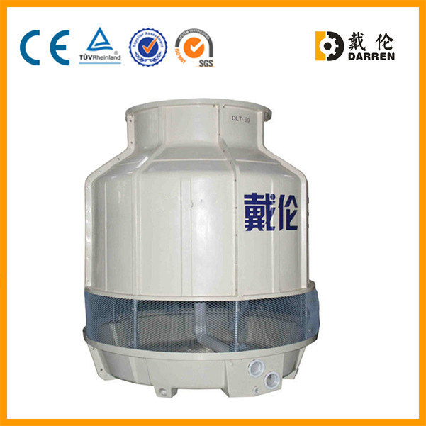 Round Type FRP Cooling Tower